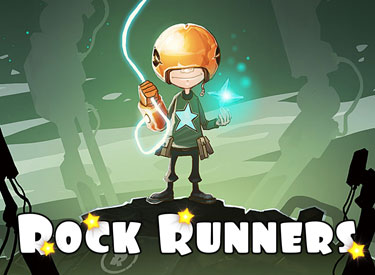 Rock Runners swing in to Top 5 Swinging Games