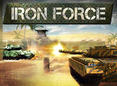 Iron Force Blasts on to the App Store