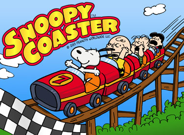 Head to the beach with the latest Snoopy Coaster update