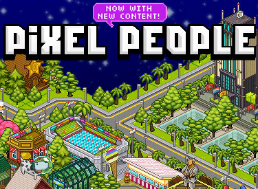 Pixel People update adds rewards and much more