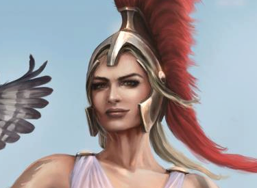 Athena joins the ranks in Fury of the Gods