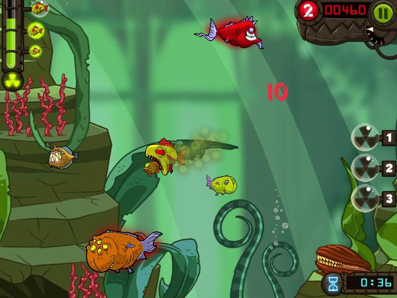 Zombie fish tank chillingo the premier games publisher for Zombie fish tank